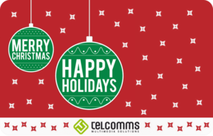 Buone feste da Telcomms