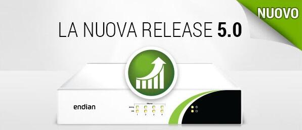 Nuova Release Endian 5.0
