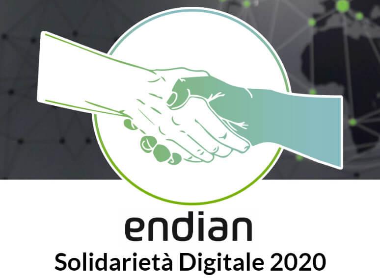 Solidarietà Digitale con Endian