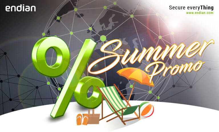 Summer Promo by Endian