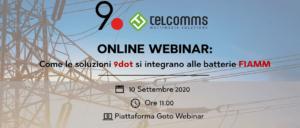 Webinar 9Dot FIAMM