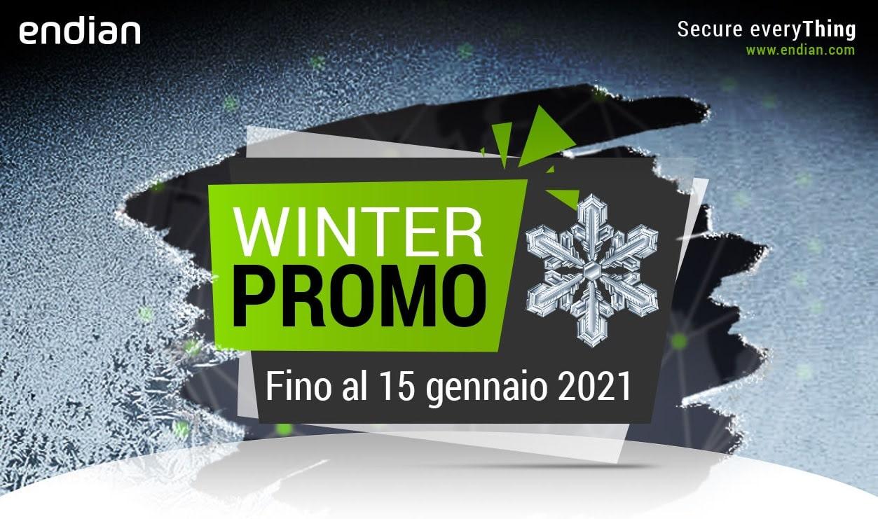 Winter Promo Endian