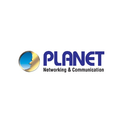 planet networking communication logo