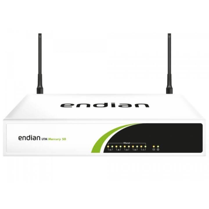UTM Mercury 50 WiFi | Endian