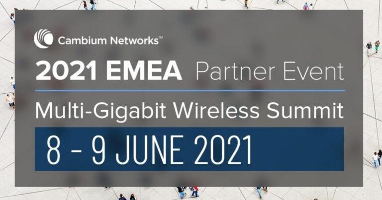 EMEA Partner Event | Cambium Networks