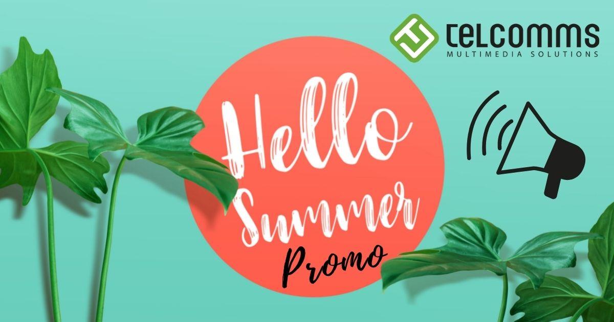 Summer Promo Telcomms
